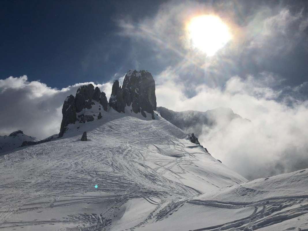 Semaine de ski Rätikon 18-24.02.2019