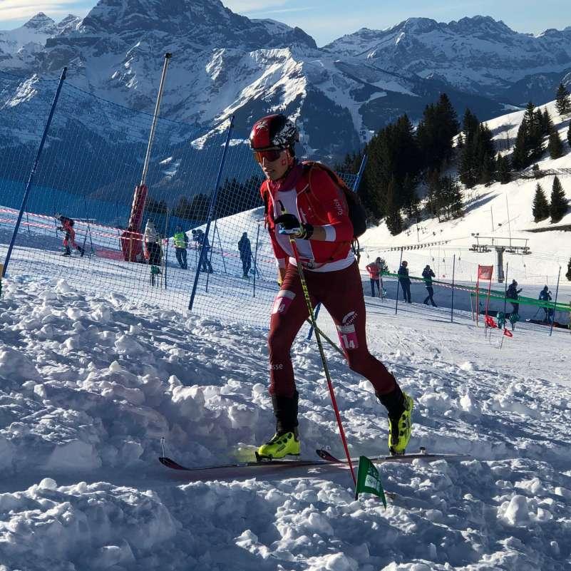 JOJ 14-01-2020 - Mixed relay Villars