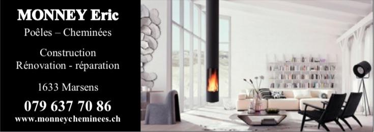 Eric Monney cheminées